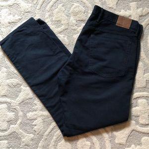 Gap Slim Dark Blue Jeans